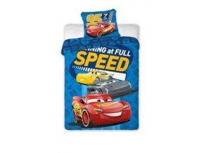 Dětské povlečení Auta-Cars 3