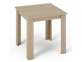 Jídelní stůl MANGA 80x80 sonoma