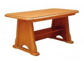 Jídelní/konferenční stůl BEATA rozkládací-olše