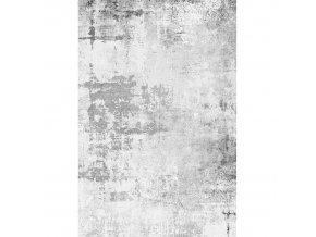Koberec, šedá barva, 80x150, MARION TYP 2