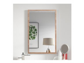 Zrcadlo VIOLET - dub sonoma