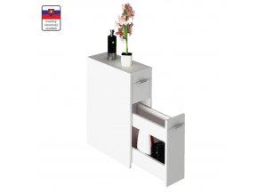Koupelnová skříňka NATALI TYP 7 - bílá