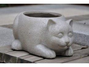 Obal z mrazuvzdorného plastu - kočka PZ6609