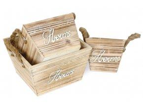 Obal dřevěný AB2076