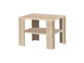 Konferenční stolek INTERSYS 21 - dub sonoma