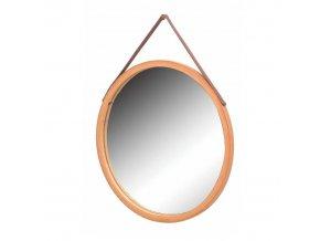 Zrcadlo LEMI 1, přírodní bambus