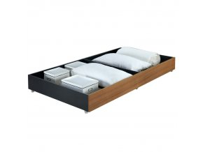 Zásuvný kontejner k posteli MAKIRA - dub