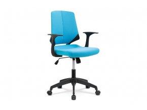 Kancelářská židle KA-R204 BLUE