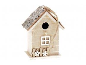 Budka dřevěná na pověšení KLA610