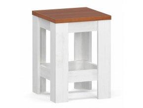 Set 2 kusů stoliček CASA 97018 andersen/třešeň