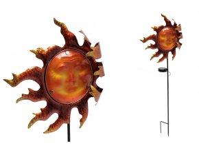Slunce s LED světlem ZS4401