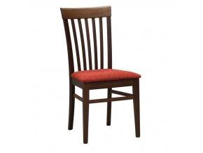 Jídelní židle K2 olše čalouněná - II.jakost