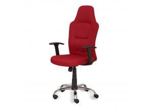 Kancelářská židle VAN - červená