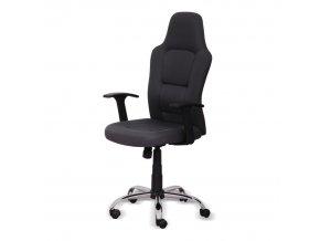Kancelářská židle VAN - šedá