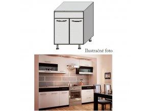 Kuchyňská skříňka JURA NEW B DZ-80