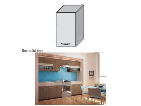 Kuchyňská skříňka JURA NEW I G-40