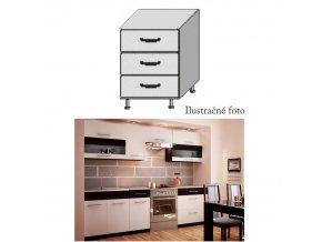 Kuchyňská skříňka JURA NEW B D-80 S3