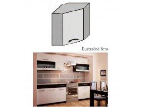 Kuchyňská skříňka JURA NEW B GN-58*58