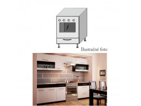 Kuchyňská skříňka JURA NEW B ZK-60
