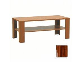 Konferenční stolek INTERSYS NEW 22 - švestka