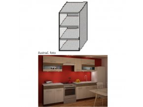 Kuchyňská skříňka JURA NEW IA GO-30