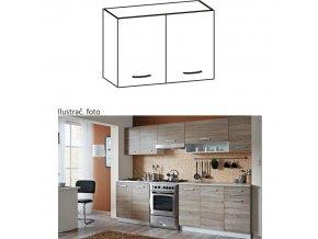 Kuchyňská skříňka CYRA NEW G-80