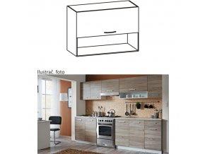 Kuchyňská skříňka CYRA NEW G-80 O
