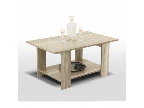 Konferenční stolek DEREK - dub sonoma