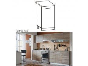 Kuchyňská skříňka CYRA NEW D-30