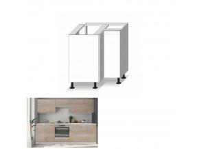Kuchyňská skříňka LINE SONOMA DR L