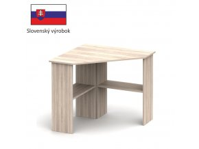 PC stůl RONY NEW - dub sonoma