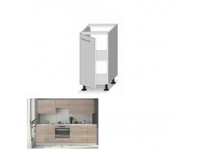 Kuchyňská skříňka LINE SONOMA D40