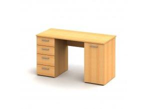 Psací stůl EUSTACH - buk
