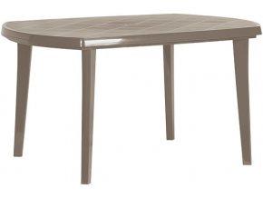 Stůl ELISE - cappuccino