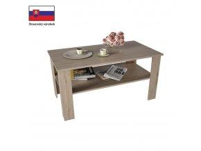 Konferenční stolek GAUDI - dub san remo