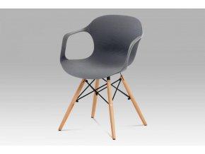 Židle Albina Grey - šedá