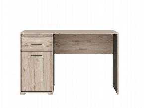 Psací stůl Ronse BIU/120 - dub san remo světlý/šedý wolfram