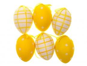 Velikonoční vejce (6 ks) VEL5031