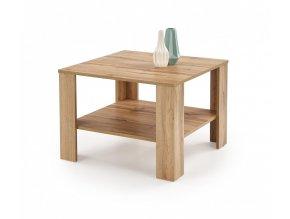 Konferenční stolek Kwadro kwadrat - dub votan