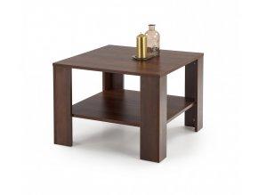 Konferenční stolek Kwadro kwadrat - ořech
