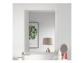 Zrcadlo VIOLET - bílé
