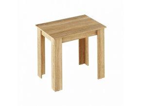Jídelní stůl TARINIO - dub sonoma