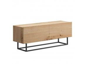 Televizní stolek SPRING ERTV120 - dub artisan