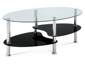 Konferenční oválný stolek GCT-302 GBK1