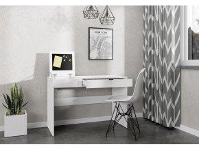 Pracovní stůl SONORA bílý