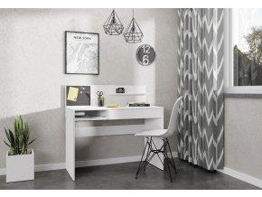 Pracovní stůl MEGGY bílý