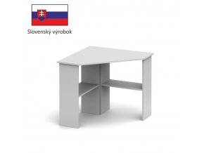 PC stůl RONY NEW - bílý