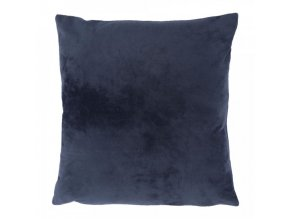 Polštář ALITA TYP 6 - samet tmavě modrý