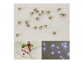 Řetěz s LED světýlky na baterie LED877095