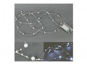 Řetěz s LED světýlky na baterie LED877187